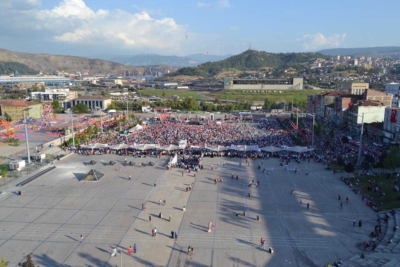 Başkan Vergili'den Karabük'ün İl Oluşununun 24. Yıl Dönümü Kutlama Mesajı