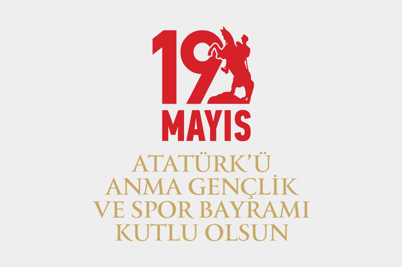 Başkan Vergili'den 19 Mayıs Atatürk'ü Anma, Gençlik ve Spor Bayramı Kutlama Mesajı