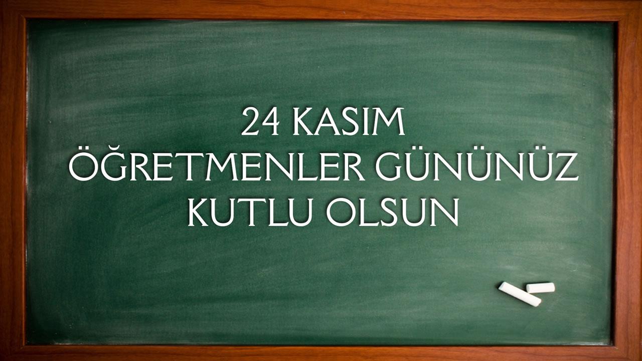 """Vergili: """"Öğretmenlerimiz, Yılda Bir Gün Değil, Her Gün Başımızın Tacıdır"""""""