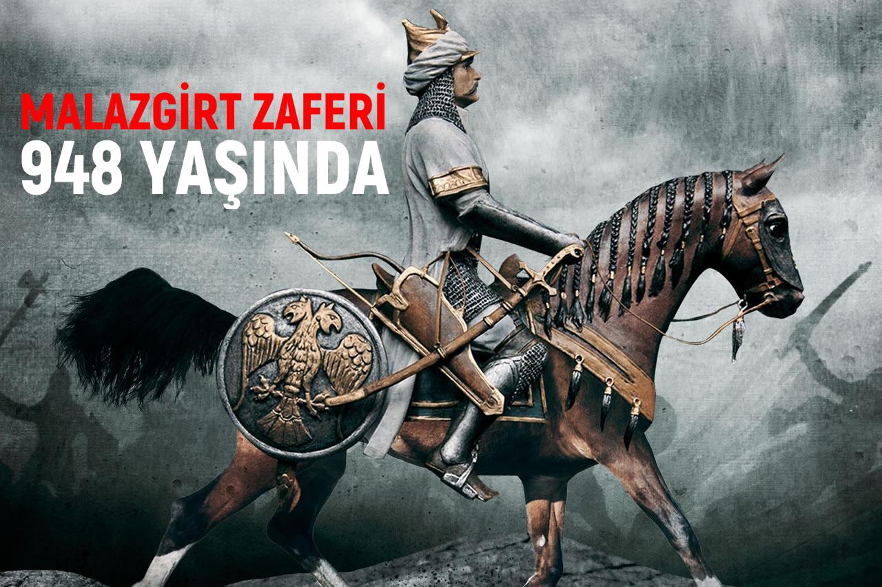 Başkan Vergili´den Malazgirt Zaferi'nin 948. Yıldönümünü Kutlama Mesajı