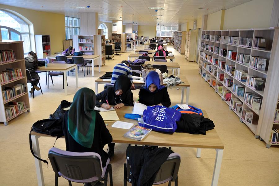"""Başkan Vergili: """"Halk Kütüphaneleri Önemli Sorumluluklar Taşımaktadırlar"""""""