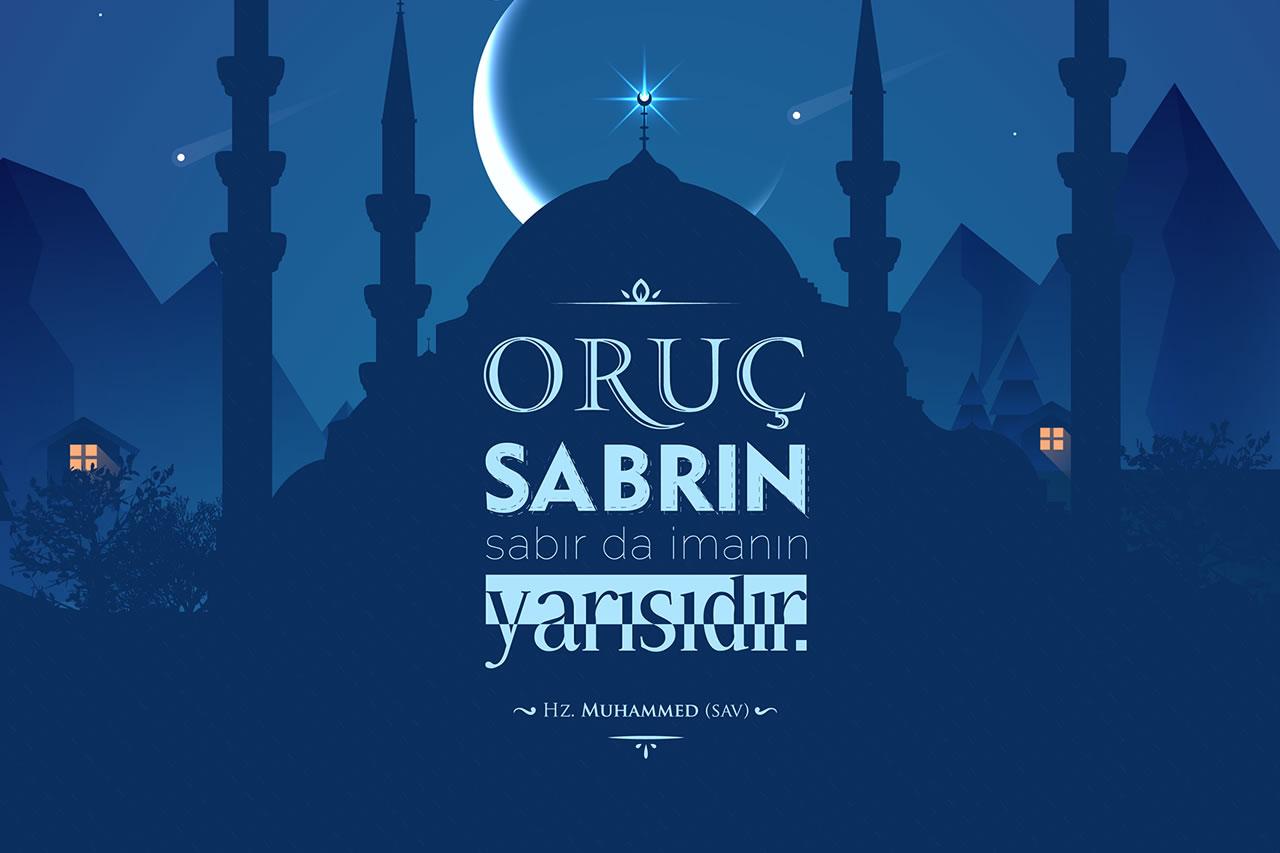 Başkan Vergili'den Ramazan Ayı Kutlama Mesajı