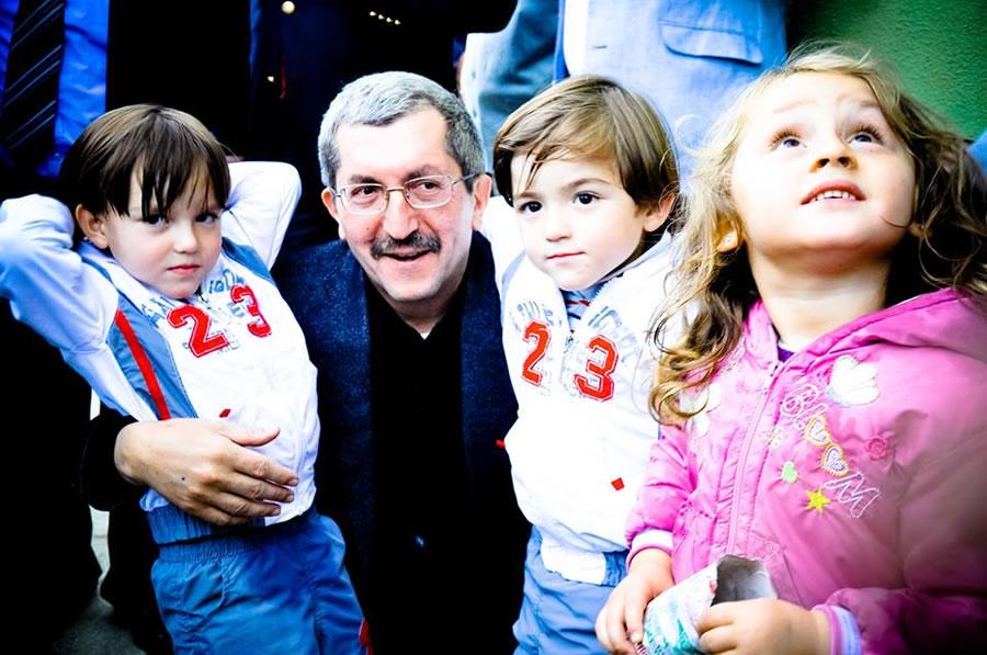 Karabük Belediye Başkanı Rafet Vergili'nin Kurban Bayramı Kutlama Mesajı