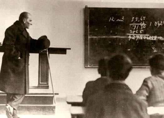 24 Kasım Öğretmenler Gününüz Kutlu Olsun