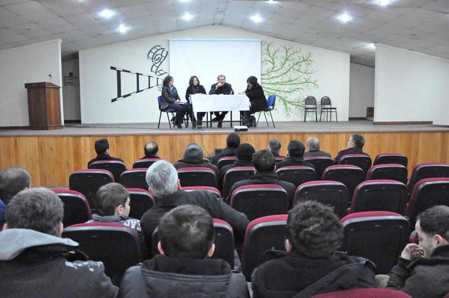 Yenişehir Mahallesi Mahalle Toplantısı