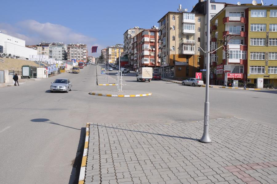 Alparslan Caddesi Yolu (Şirinevler Mahallesi)