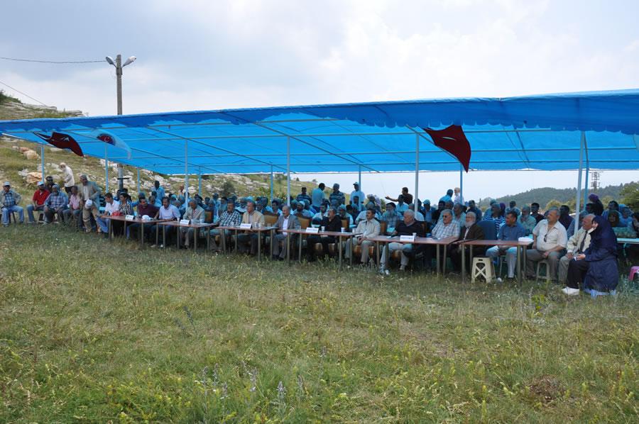Bahaddin Gazi Anma Günü Etkinlikleri ve Dede Yaylası Şenlikleri (2013)