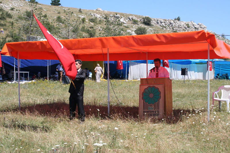 Bahaddin Gazi Anma Günü Etkinlikleri ve Dede Yaylası Şenlikleri (2009)