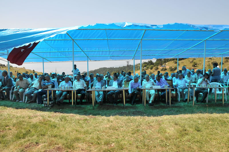 Bahaddin Gazi Anma Günü Etkinlikleri ve Dede Yaylası Şenlikleri (2010)