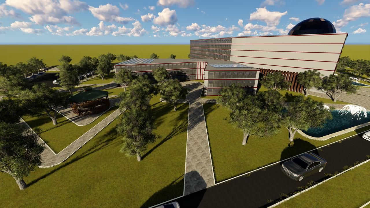 Bilim ve Teknoloji Merkezi Projesi