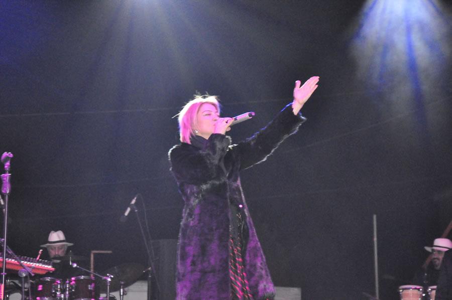 Meral Azizoğlu ve Grup Pandora Konseri Nefes Kesti