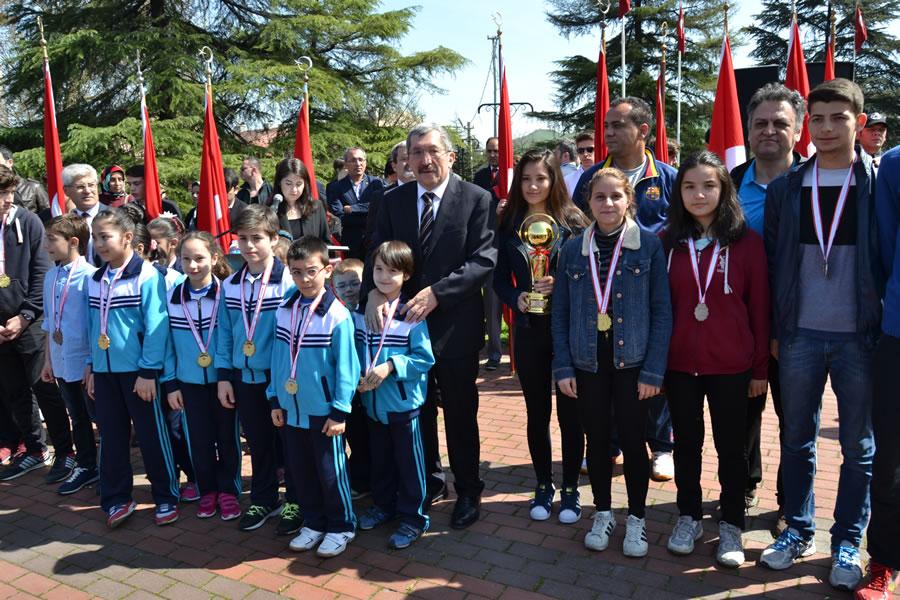 3 Nisan Demir Çelik Fabrikalarının Temellerinin Atılması ve Karabük'ün Kuruluşunun 79. Yıldönümü (2016)