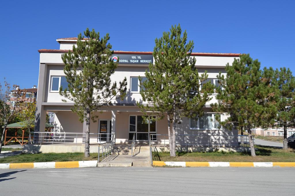 Sosyal Yaşam Merkezi (100. Yıl Mahallesi)