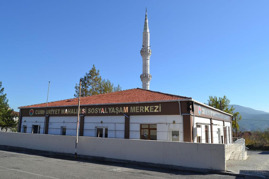 Sosyal Yaşam Merkezi (5000 Evler Cumhuriyet Mahallesi)