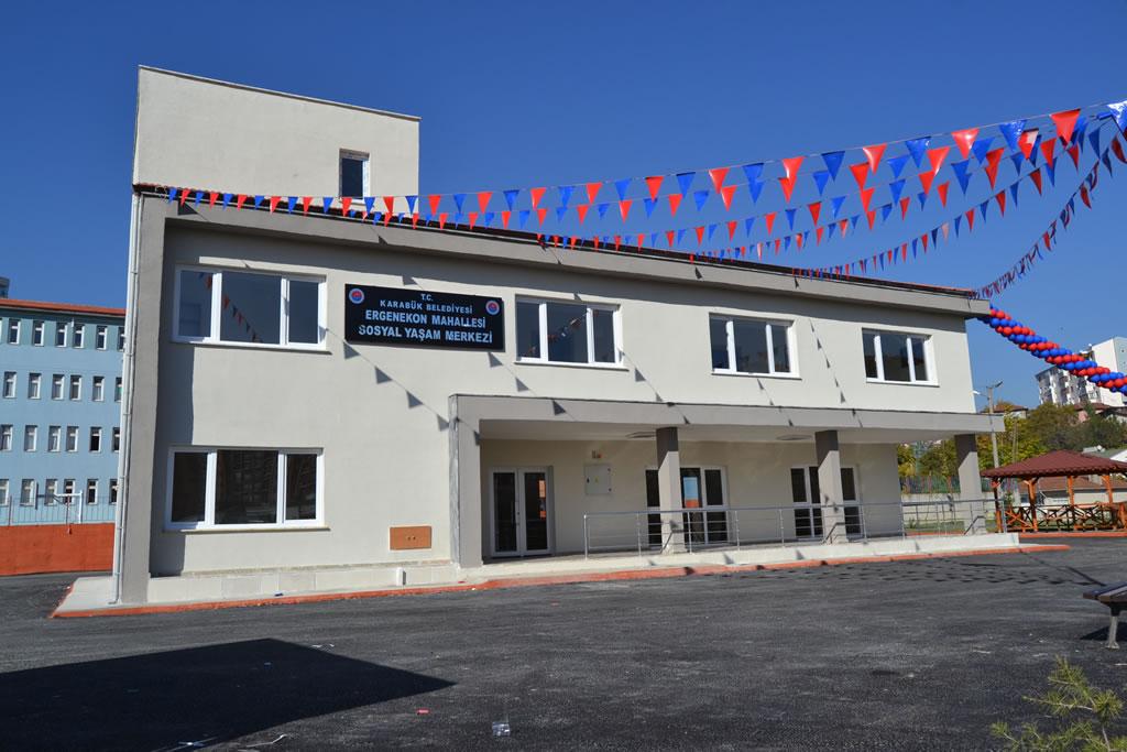 Sosyal Yaşam Merkezi (Ergenekon Mahallesi)