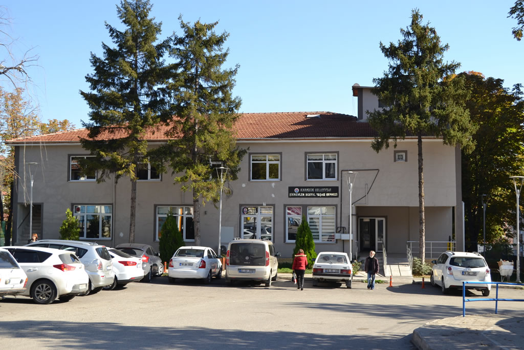 Sosyal Yaşam Merkezi ve Lokali (Şirinevler Mahallesi)