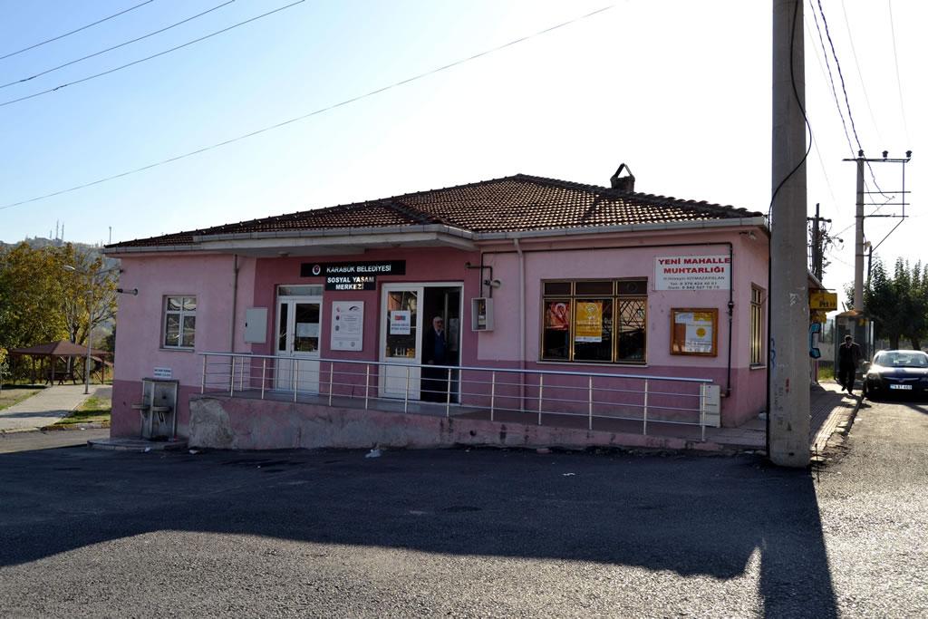 Sosyal Yaşam Merkezi (Yeni Mahalle)