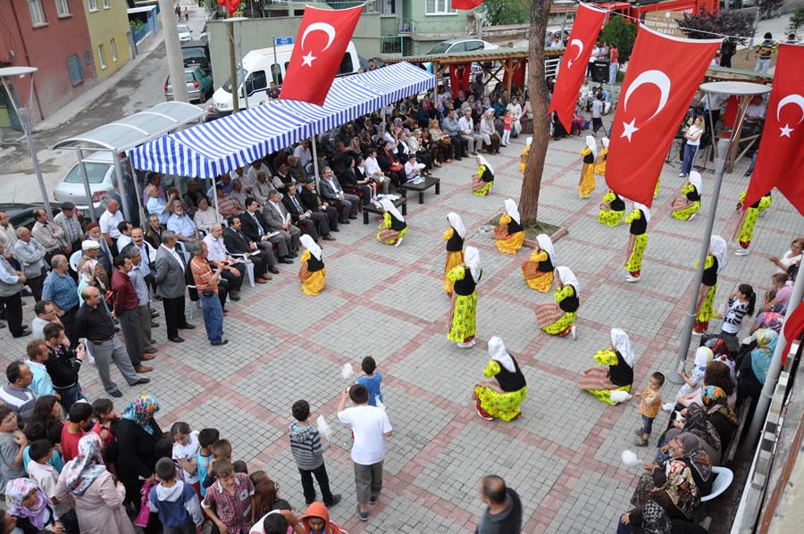 Namık Kemal SYM Kursiyerleri'ne Sertifikaları Verildi