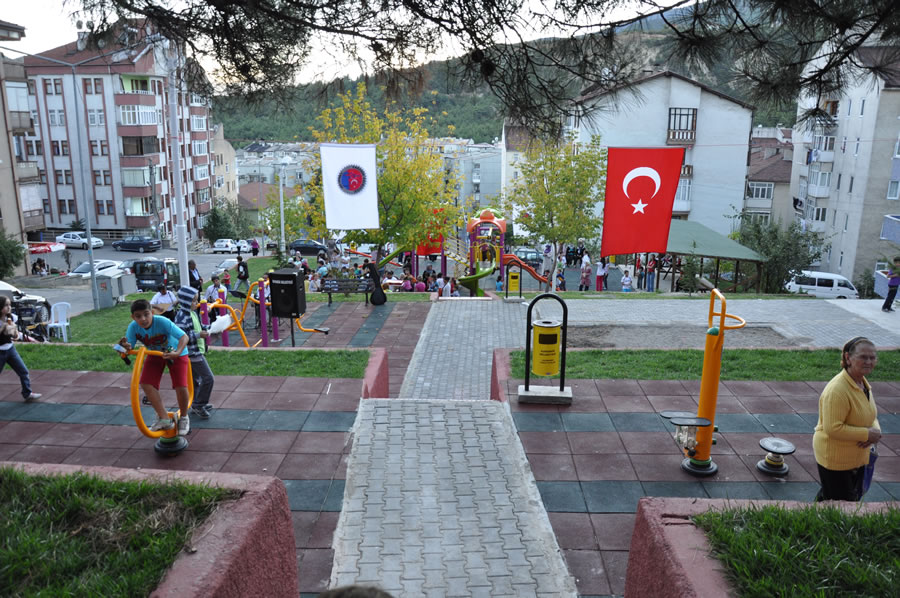 Kademeli Park