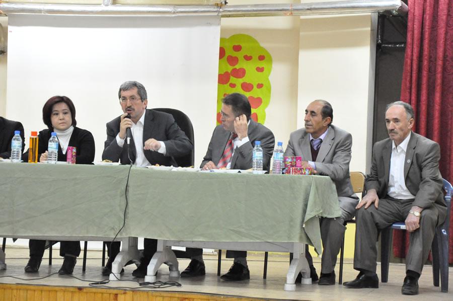 Fatih Mahallesi Mahalle Toplantısı
