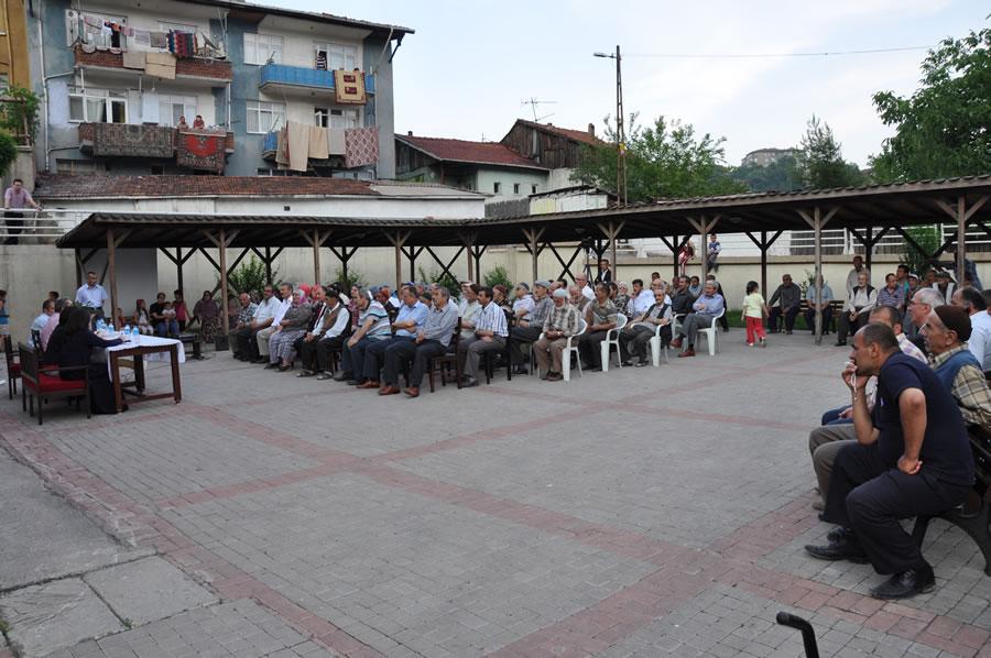 Atatürk Mahallesi Mahalle Toplantısı