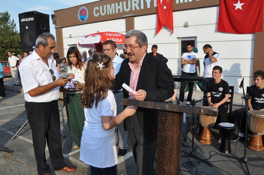 5000 Evler SYM Kursiyerlerine Sertifikaları Verildi
