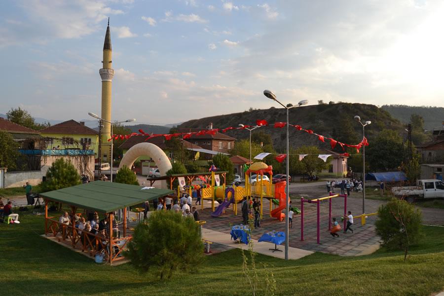Asit Köyü Çocuk Parkı