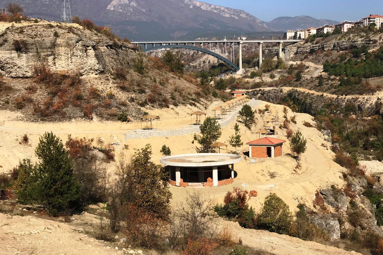 Kanyon Park Projesi