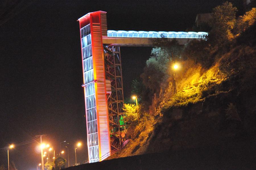 Kule Asansör Sistemi (Kayabaşı Mahallesi)