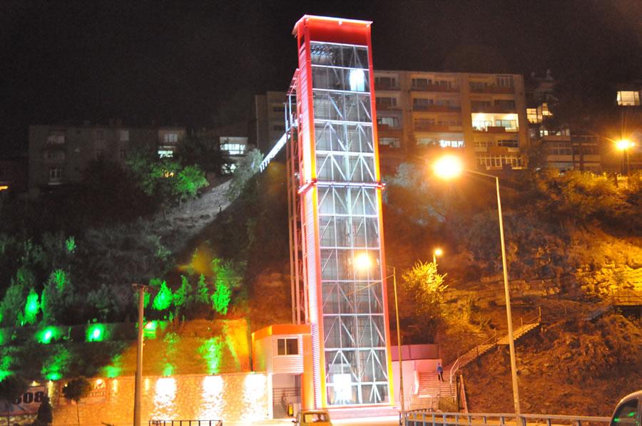 Kayabaşı Mahallesi Kule Asansör