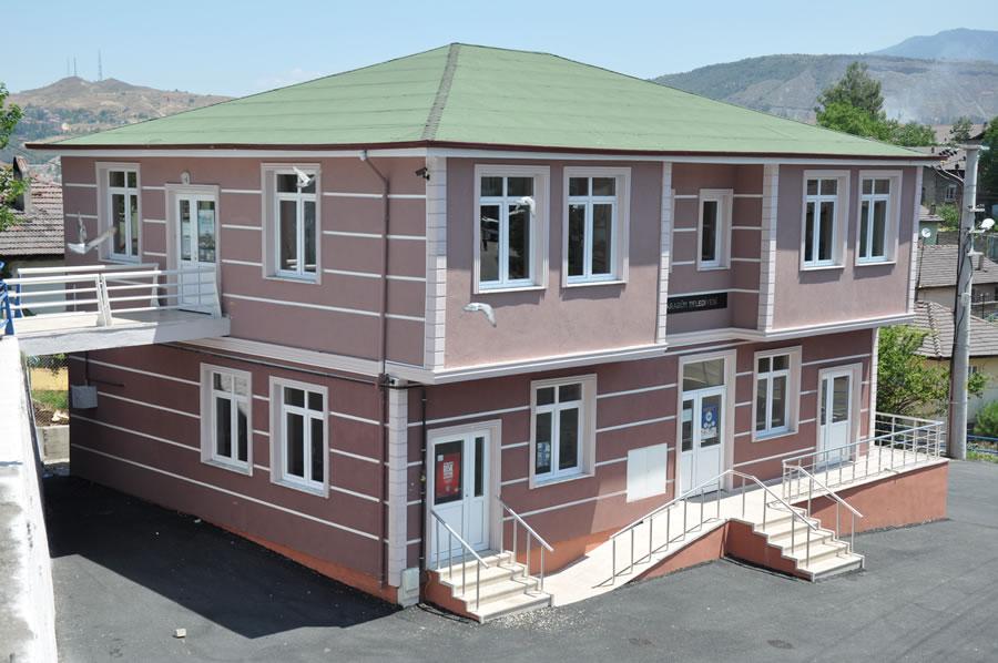 Sosyal Yaşam Merkezi (Fevzi Çakmak Mahallesi)