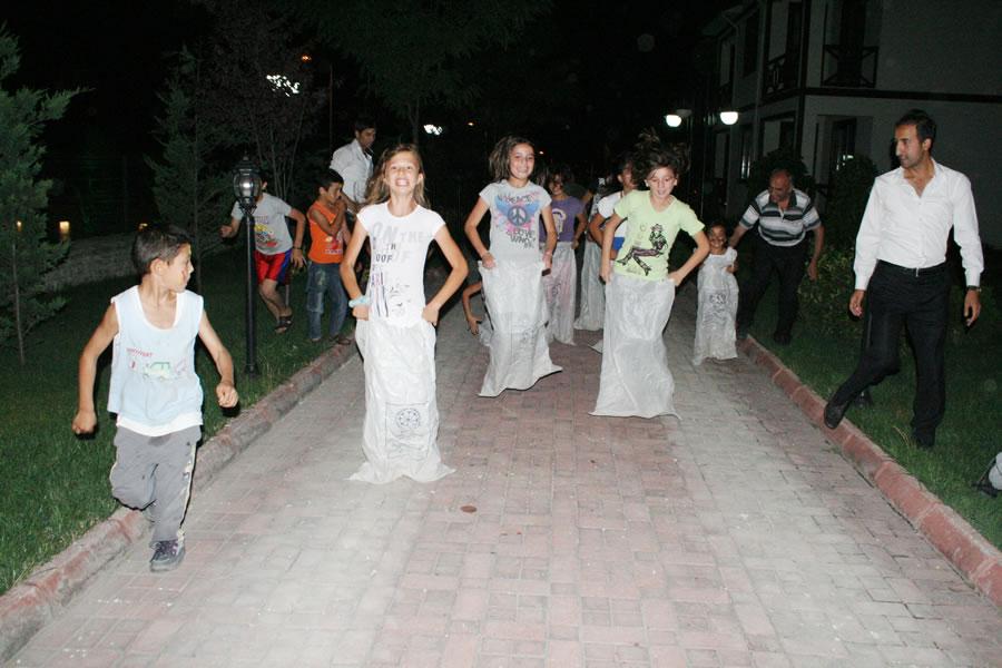 Güleç Sevgi Evleri Ramazan Ayı Etkinlikleri (2011)