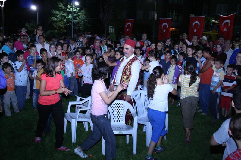 5000 Evler Cumhuriyet Parkında Ramazan Ay´ı Etkinlikleri (2009)