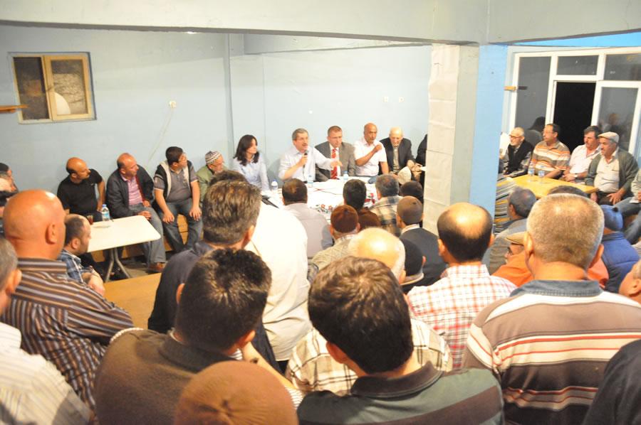 Adatepe Mahallesi Mahalle Toplantısı
