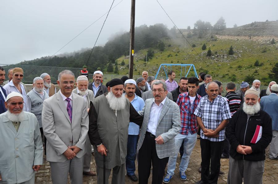 Bahaddin Gazi Anma Günü Etkinlikleri ve Dede Yaylası Şenlikleri (2012)