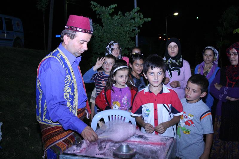 Kurtuluş Mahallesi Doğantepe Karakulluk Parkı Ramazan Ay´ı Etkinlikleri (2009)
