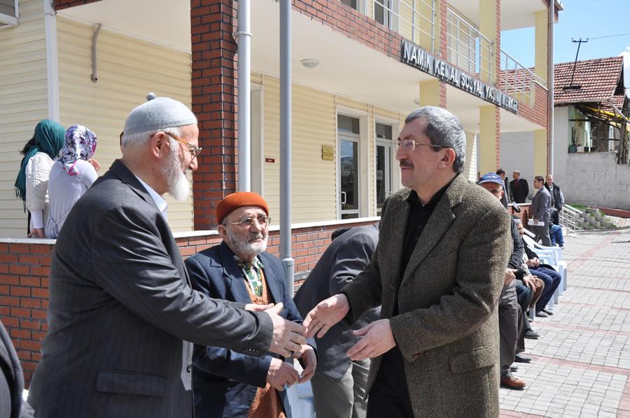 Yaşlılar Haftası Kutlamaları (2012)