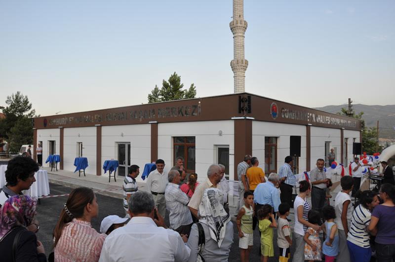5000 Evler Cumhuriyet Mahallesi Sosyal Yaşam Merkezi