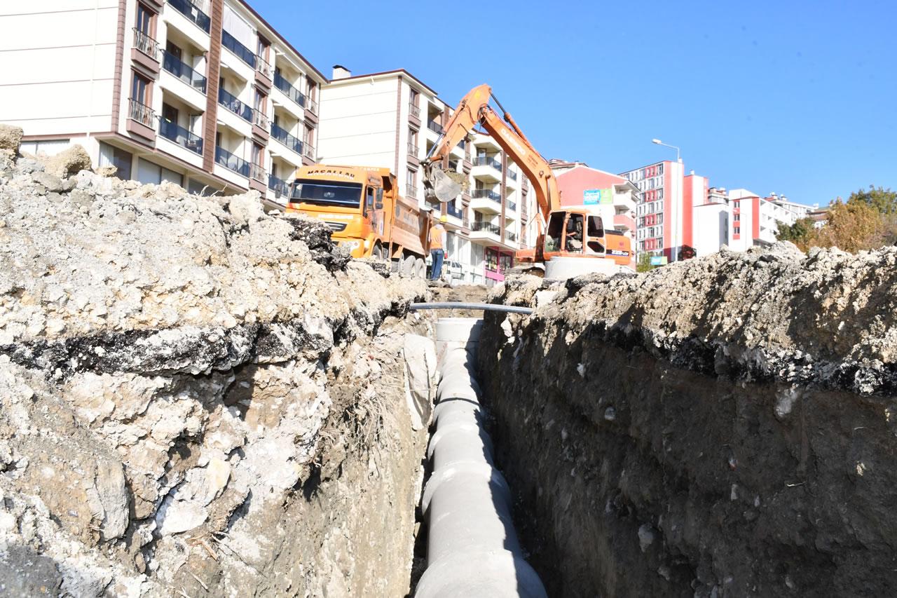 Yağmur Suyu Drenaj Projesi