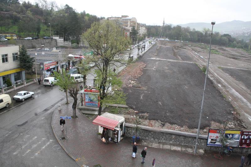 Kent Meydanı Düzenleme Çalışmaları