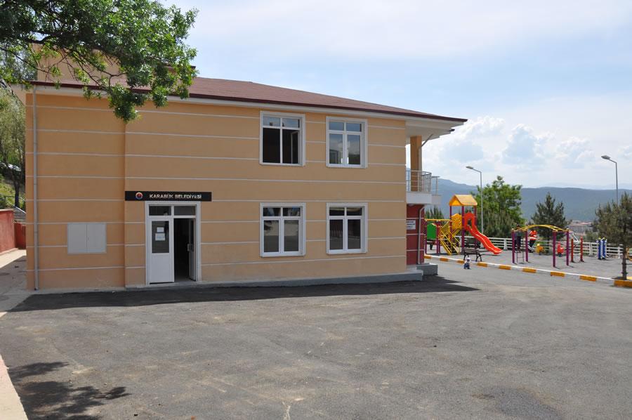 Sosyal Yaşam Merkezi (5000 Evler Bahçelievler - 75. Yıl Mahallesi)