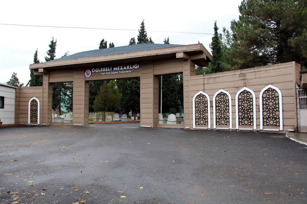 Mezarlıklarımıza Anıtsal Giriş Kapı Projesi