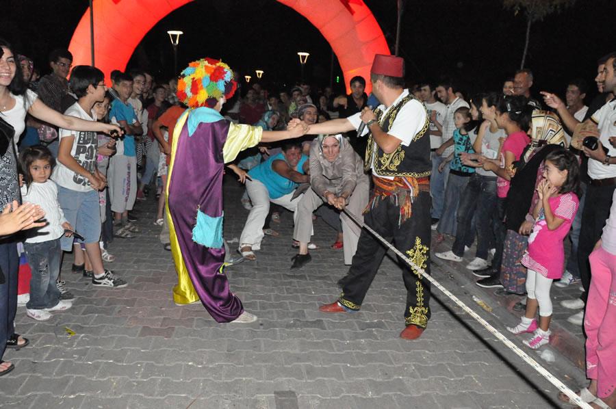 Kordon Park´ta Ramazan Ayı Etkinlikleri (2011)
