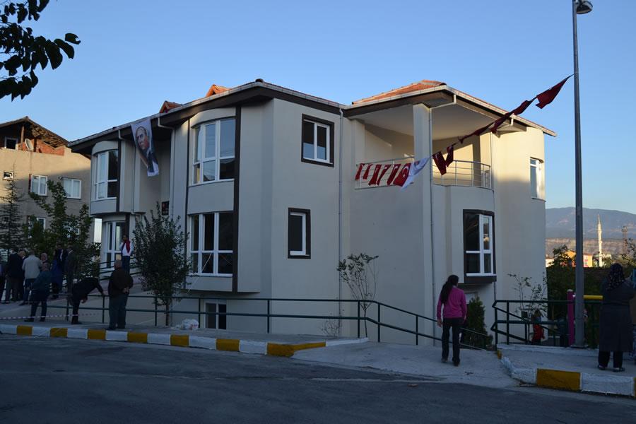 Sosyal Yaşam Merkezi (Kayabaşı Mahallesi, Yaylacık)