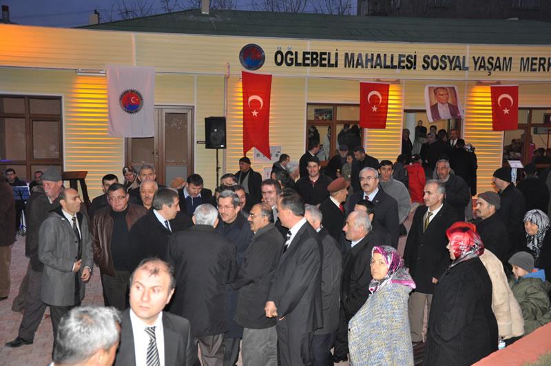 Açılış Töreni