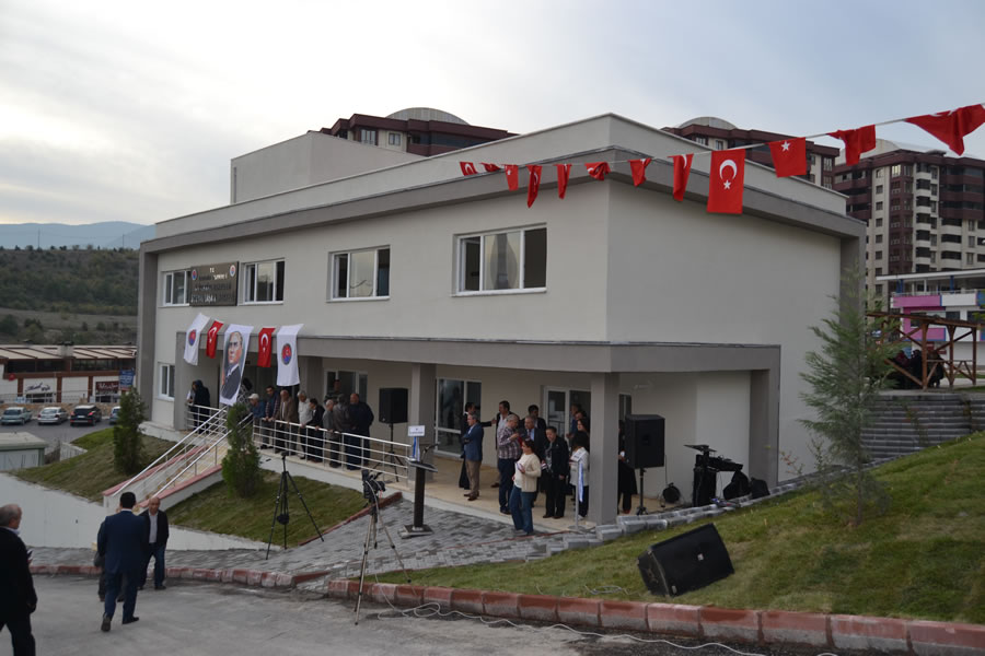 Sosyal Yaşam Merkezi (Üniversite Mahallesi)
