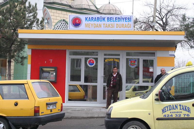 Meydan Taksi Durağı