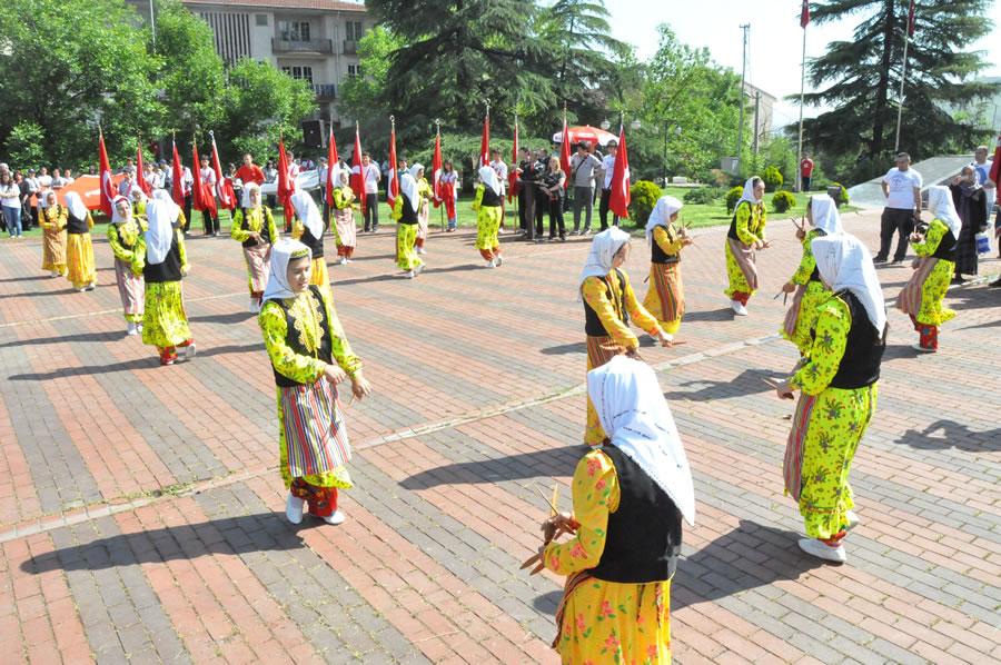 19 Mayıs Atatürk'ü Anma Gençlik ve Spor Bayramı (2012)