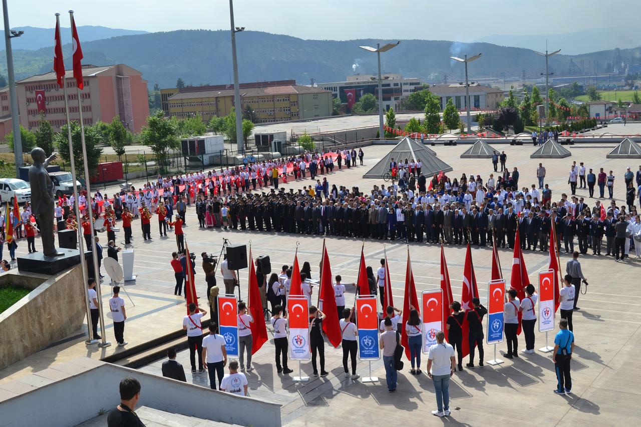19 Mayıs Atatürk'ü Anma Gençlik ve Spor Bayramı (2018)