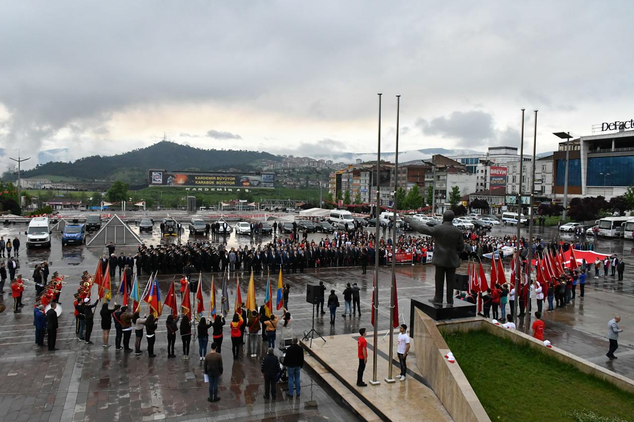 19 Mayıs Atatürk'ü Anma Gençlik ve Spor Bayramı (2019)